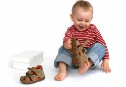 Выбираем правильную детскую обувь