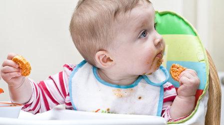 Надёжный стульчик для кормления ребёнка