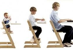 Выбираем стул для ребёнка
