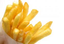 Картофель фри вызывает рак