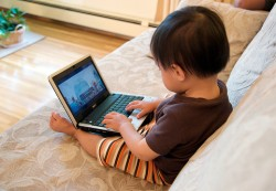 Правила общения ребёнка с компьютером