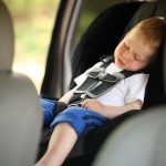Ребенок в автомобиле - комфорт и безопасность