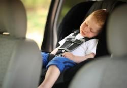 Ребенок в автомобиле — комфорт и безопасность