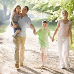 Насколько полезны прогулки для наших детей
