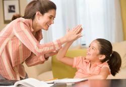 Обучение — как хороша похвала для детей