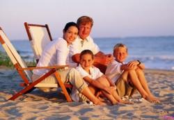 Ошибки родителей на отдыхе