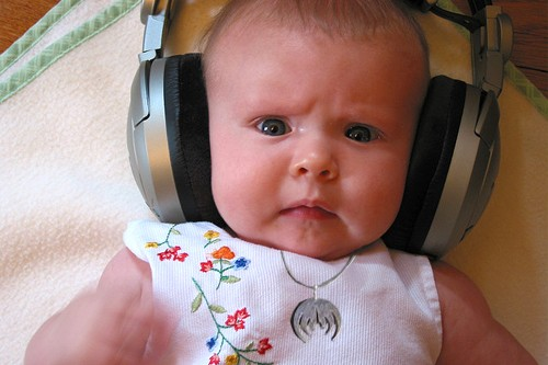 Музыка. Развиваем слух у ребенка