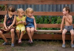 Стадии формирования детской сексуальности