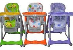 Как правильно выбрать детский стульчик для кормления?