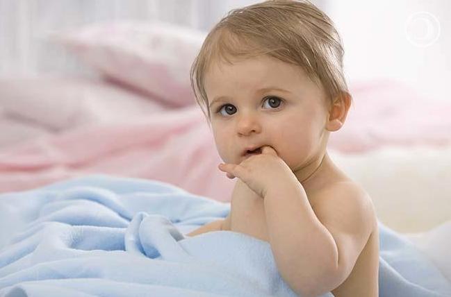 Если ребенок сосет палец
