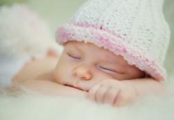 Особенности ухода за глазами младенцев