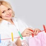 Большая стирка: как ухаживать за детской одеждой