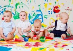 Уроки для крохи: развивающие занятия с ребенком 9 месяцев