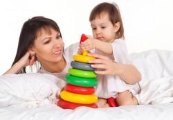 Медицинские аспекты воспитания детей 9-12 месяцев