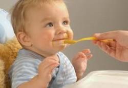 Годовалый ребенок ничего не ест