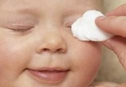 Уход за кожей новорожденных