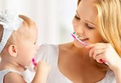 Детская гигиена: учимся самостоятельности