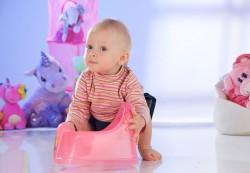 Горшки и дети: неожиданные трудности