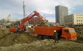 Вывоз грунта с применением современной техники от компании — ООО «Эко-Транс-Мегаполис»