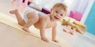 Приобретение детских подгузников в Интернете