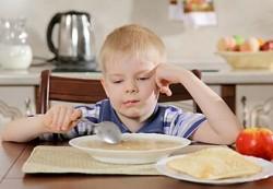 Когда дети плохо едят