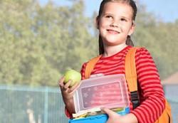 Чем перекусывают дети на большой перемене?