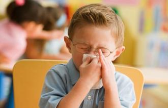 Детский сад и болезни ребенка