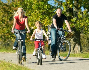 Дети и спорт: равнение на родителей