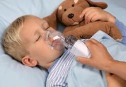 Ингаляция для малыша с эфирными маслами