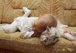 Массаж для ребенка — лучшее средство для засыпания