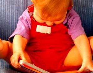 Учим ребенка пересказывать тексты и читать стихи