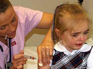 Судороги у детей после прививки: ученые все объяснили