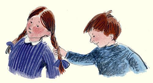 Как помочь ребенку, которого обижают в школе