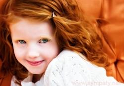 Женская роль маленькой девочки в семьи