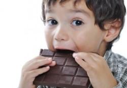 Ученые выяснили, что шоколад для детей полезен и необходим