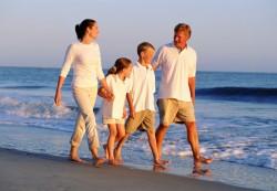 Как спланировать семейный отдых для нескольких поколений