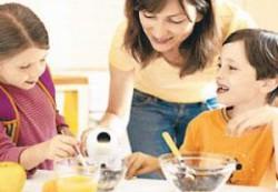 Наличие регулярного завтрака гарантирует хорошие оценки в школе