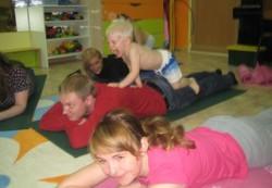 Совместные игры родителей и детей