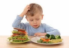 Детское вегетарианство