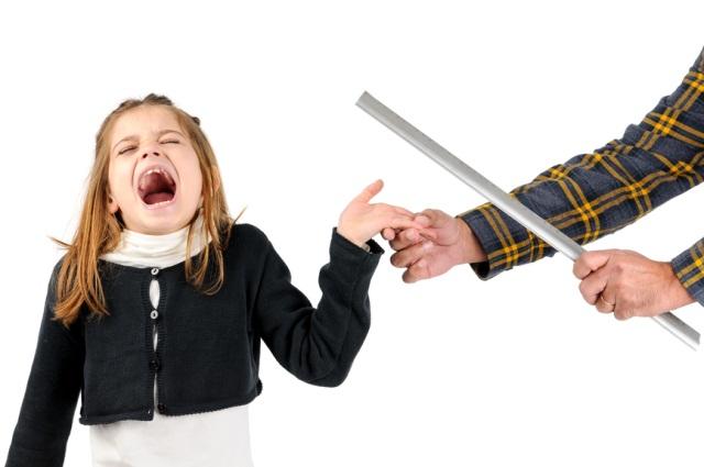 Телесные наказания и ребенок