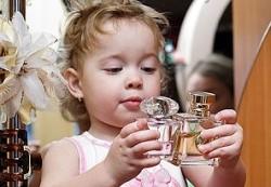 Модный тренд духи для малышей возмущает родителей