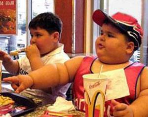 У детей с избыточным весом засорены артерии