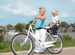 Едем, едем на велосипеде! Выбираем детское велокресло