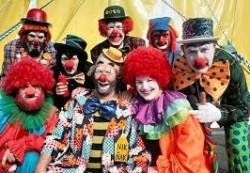 Первый поход в цирк