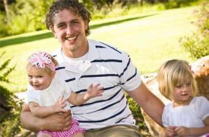Плохое питание отца провоцирует риск избыточного веса у детей