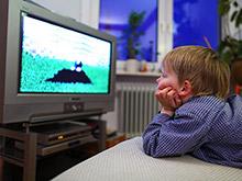 Увлечение ребенка телевизором приводит к сидячему образу жизни в зрелом возрасте