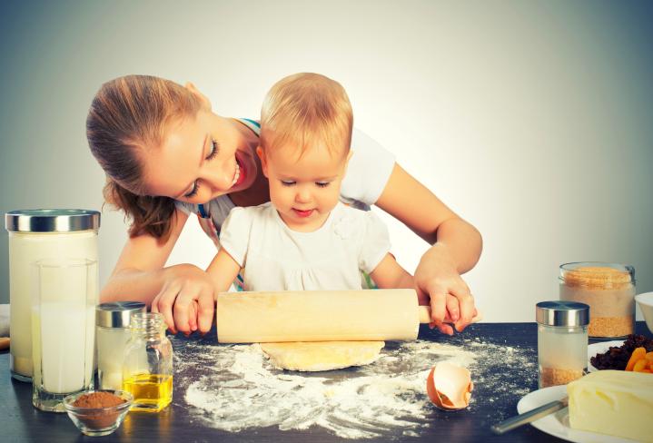 Как вырастить своего ребенка помощником