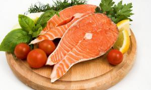 Рыбная диета способствует рождению умных детей