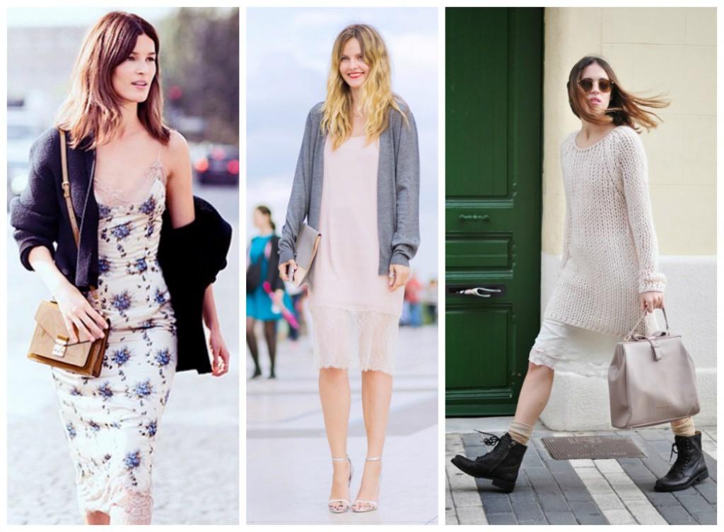 Какие колготки подобрать к светлому платью?