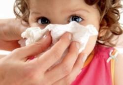Как правильно соблюдать гигиену ребёнка, больного насморком
